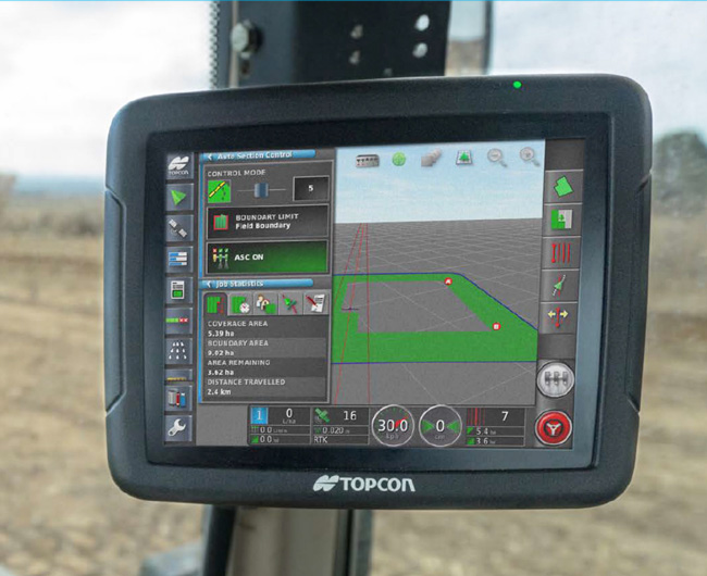 Supplying precision farming solutions - supported by LH Agro